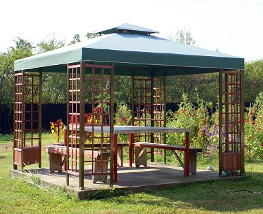 gartenpavillon holz eigenbau – bizfast,